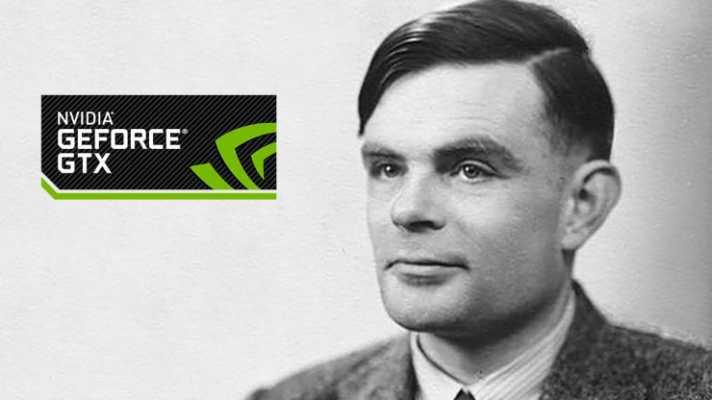 NVIDIA新型GPUの名前はチューリングか?【仮想通貨ニュース】