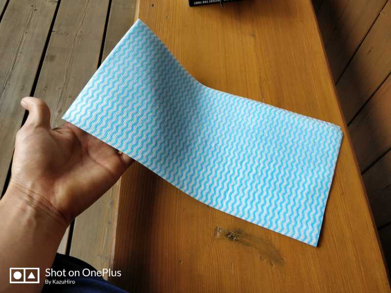 カウンタークロス 100枚の雑巾 (5)
