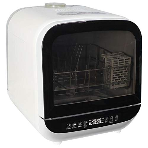 工事不要でタンク式の食器洗い機は、まぁまぁ便利でした。